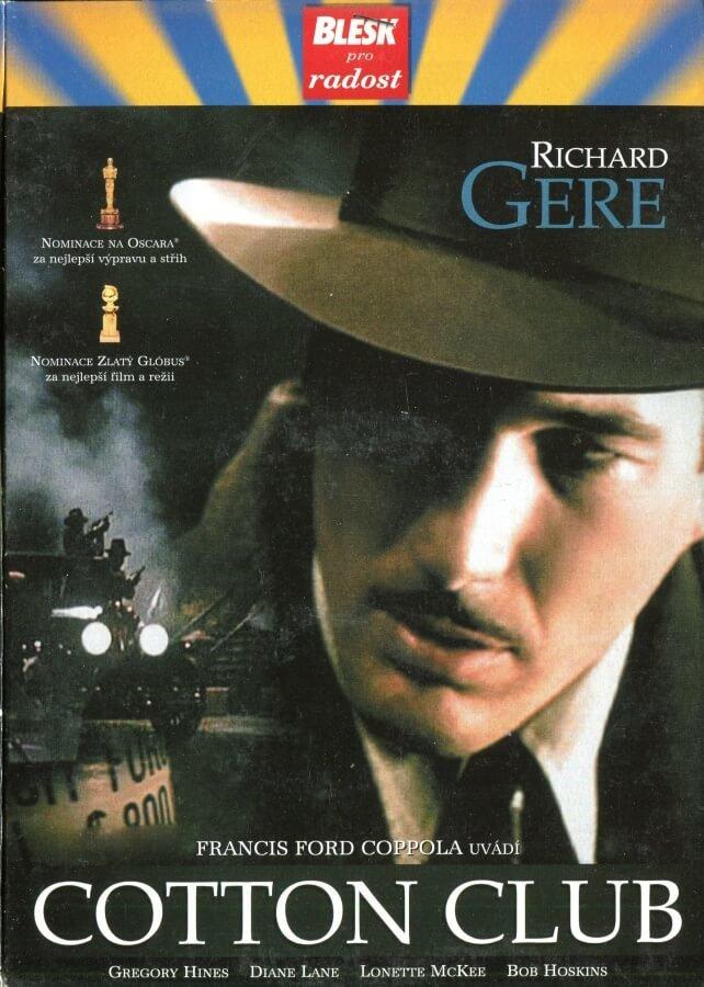 Cotton Club (DVD) (papírový obal)
