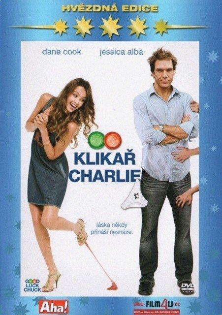 Klikař Charlie (DVD) (papírový obal)