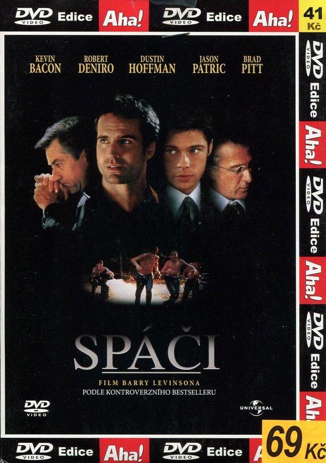 Spáči (DVD) (papírový obal)