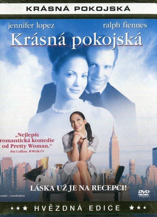 Krásná pokojská (DVD) - digipack