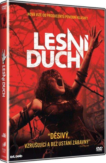 Lesní duch (DVD) - verze 2013
