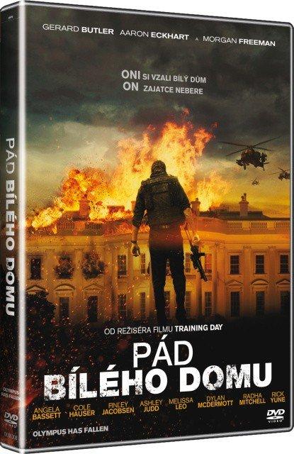 Pád Bílého Domu (DVD)