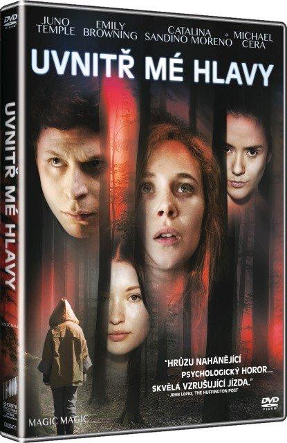 Uvnitř mé hlavy (DVD)