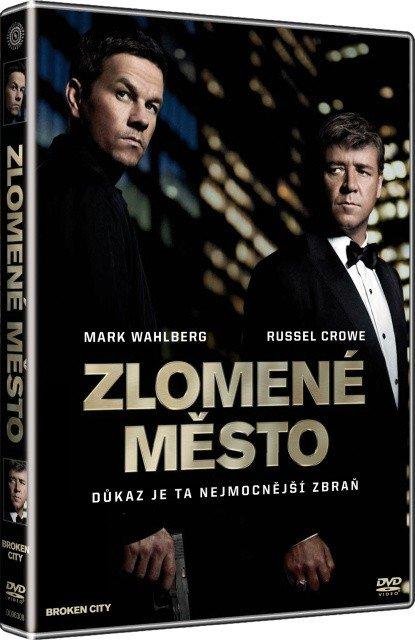Zlomené město (DVD)