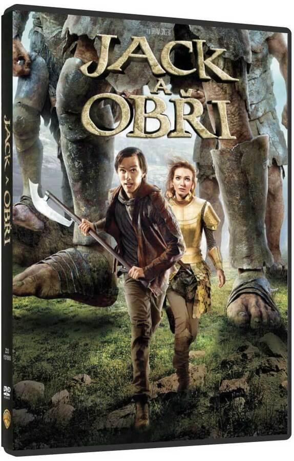 Jack a obři (DVD)