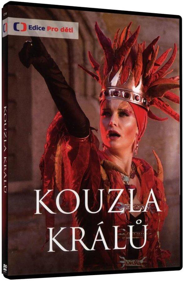 Kouzla králů (DVD)