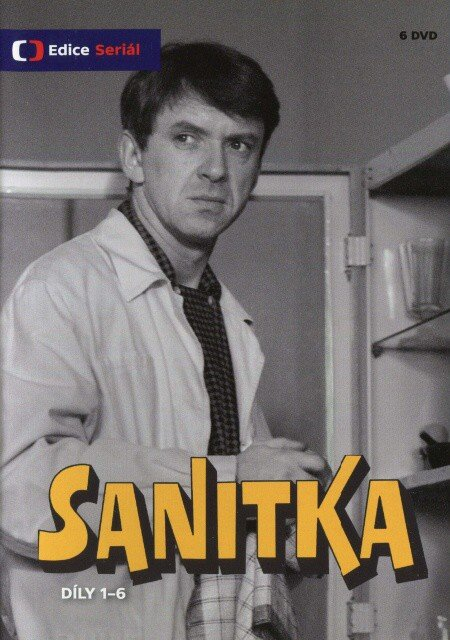 Sanitka - KOMPLET - 11xDVD