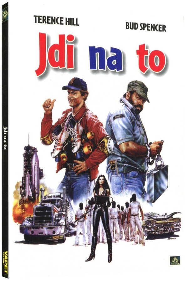Jdi na to (DVD)