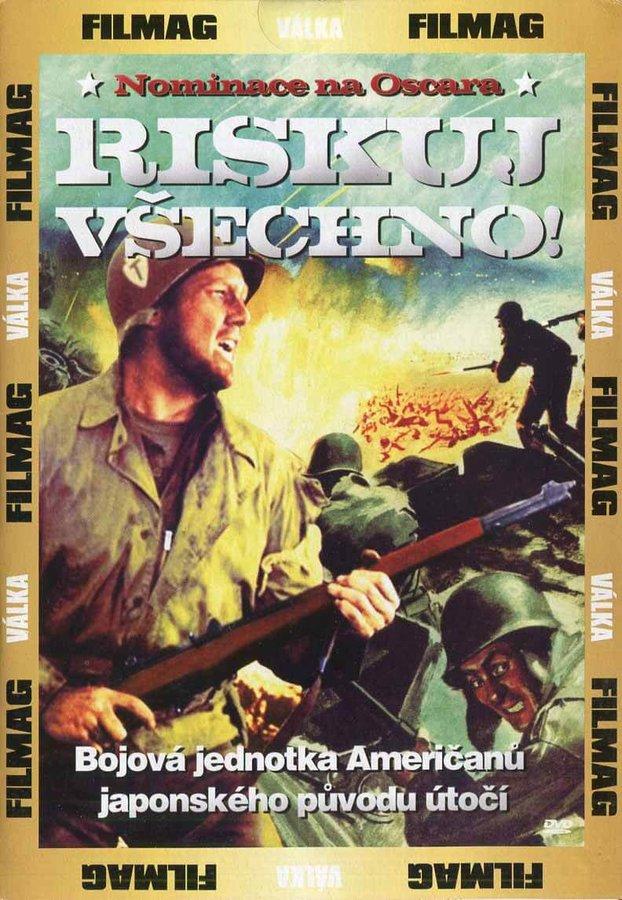 Riskuj všechno! (DVD) (papírový obal)
