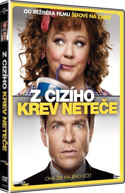 Z cizího krev neteče (DVD)