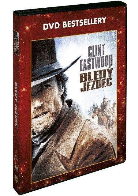 Bledý jezdec (Clint Eastwood) (DVD) - DVD bestsellery