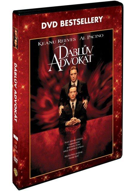 Ďáblův advokát (DVD) - DVD bestsellery