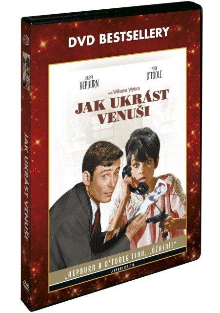 Jak ukrást Venuši (DVD) - DVD bestsellery