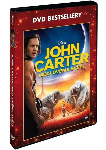 John Carter: Mezi dvěma světy (DVD) - DVD bestsellery