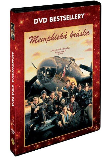 Memphiská kráska (DVD) - DVD bestsellery