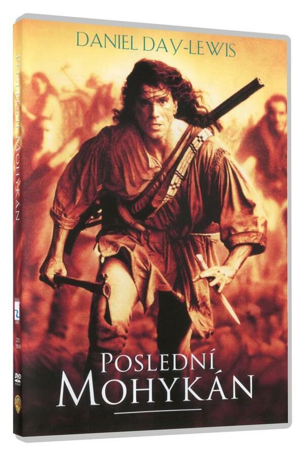 Poslední mohykán (DVD)