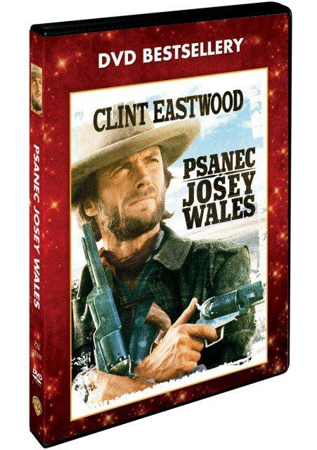 Psanec Josey Wales (DVD) - DVD bestsellery
