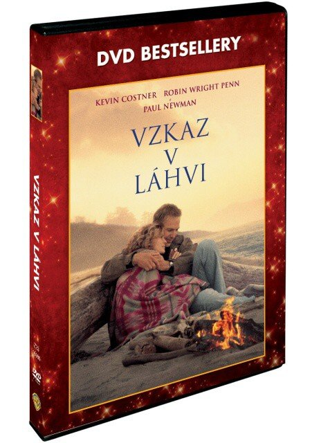 Vzkaz v láhvi (Kevin Costner) (DVD) - DVD bestsellery