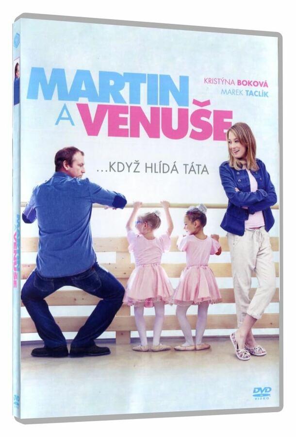 Martin a Venuše (DVD)