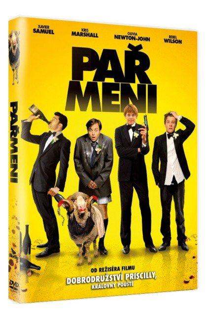 Pařmeni (DVD)