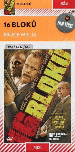 16 bloků (DVD) (papírový obal)