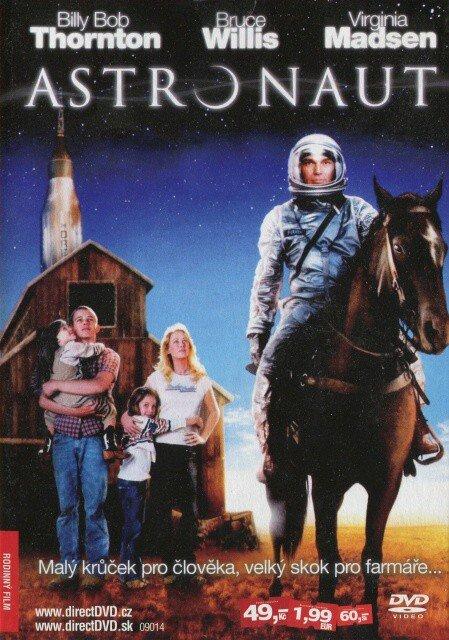 Astronaut (DVD) (papírový obal)