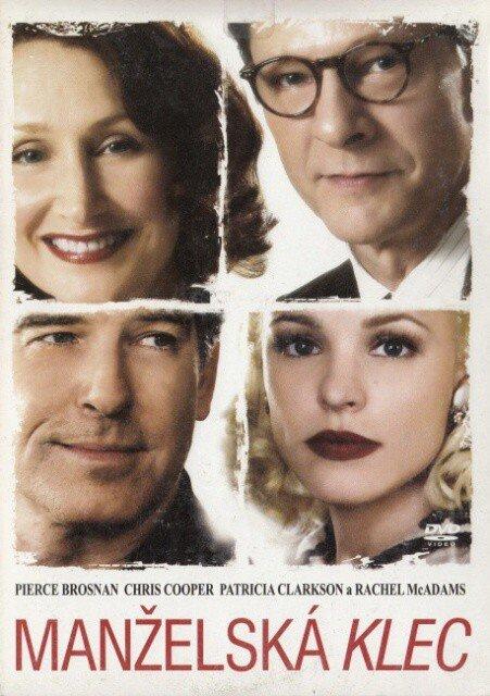 Manželská klec (DVD) (papírový obal)