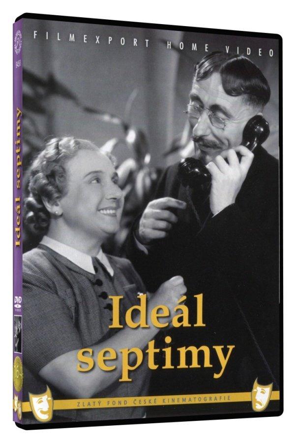 Ideál Septimy (DVD)