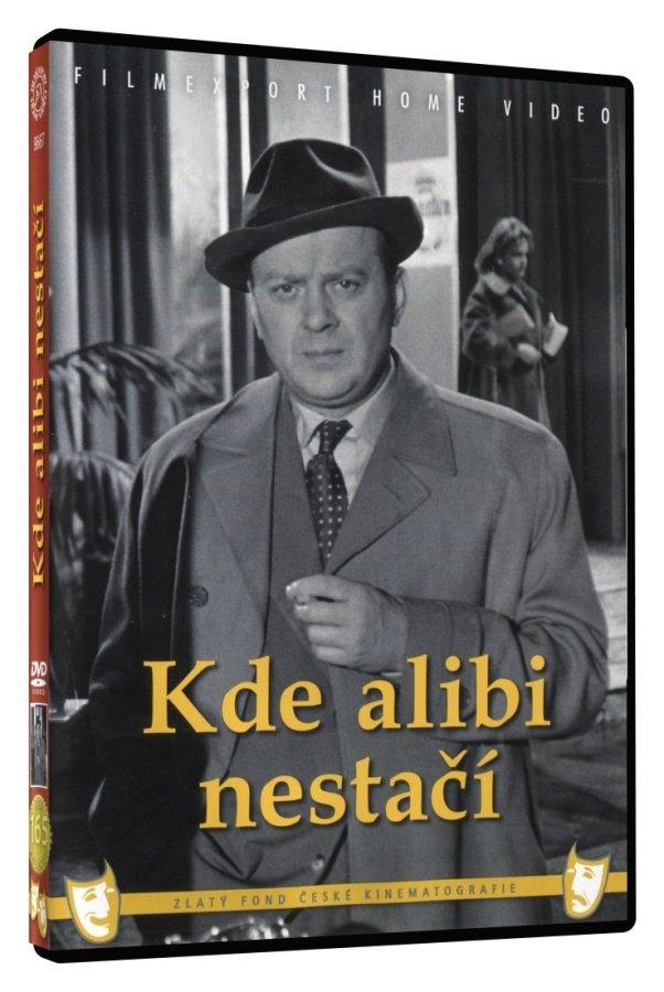 Kde alibi nestačí (DVD)