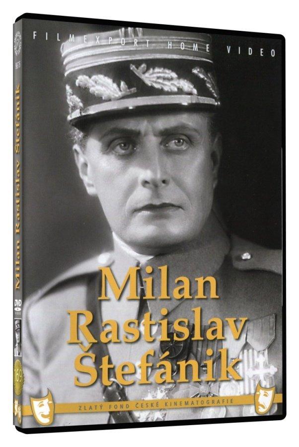 Milan Rastislav Štefánik (DVD)