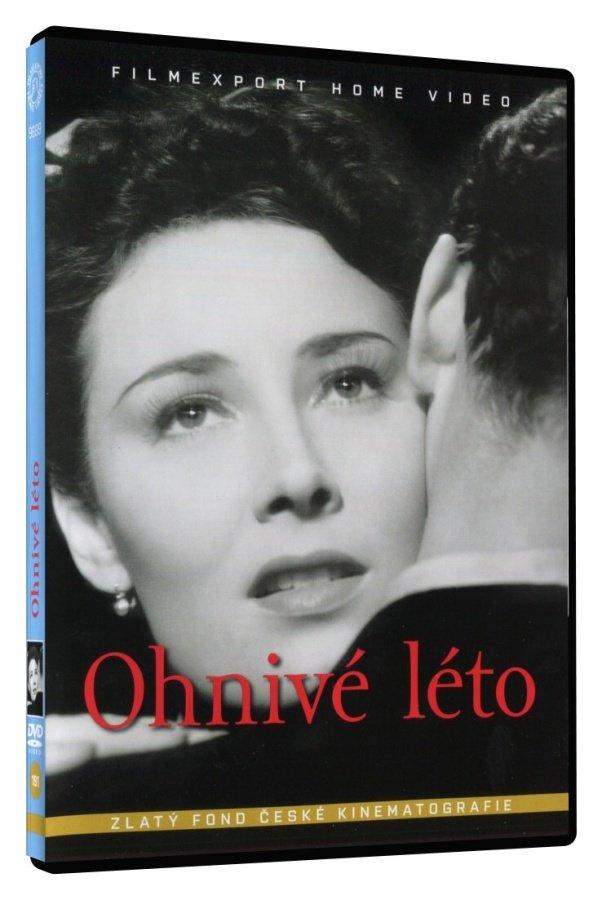 Ohnivé léto (DVD)