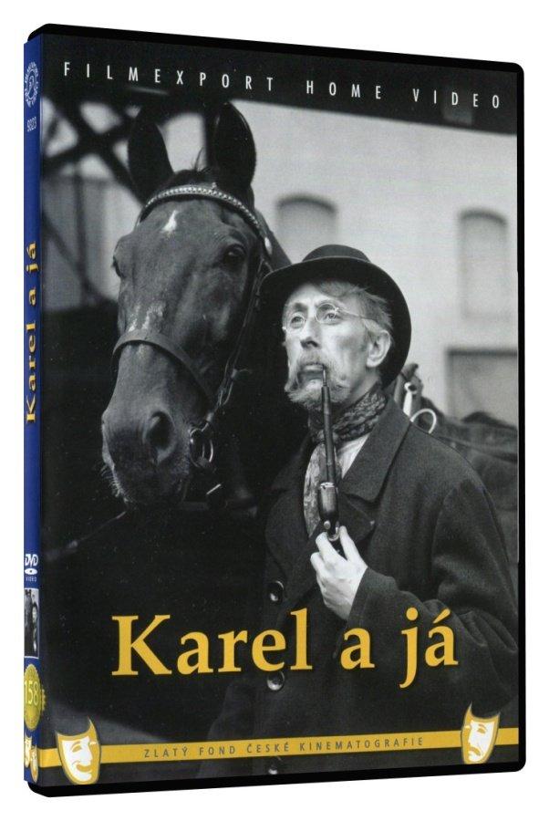 Karel a já (DVD)