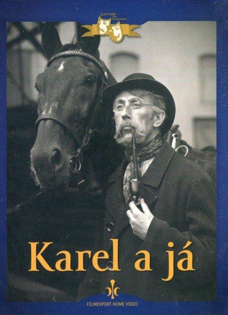 Karel a já (DVD) - digipack