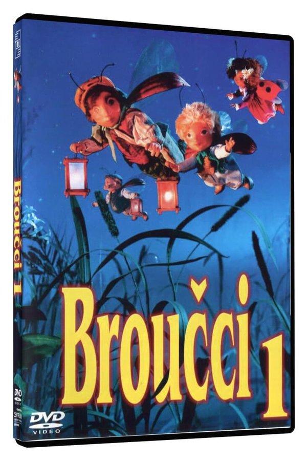 Broučci 1 (DVD)