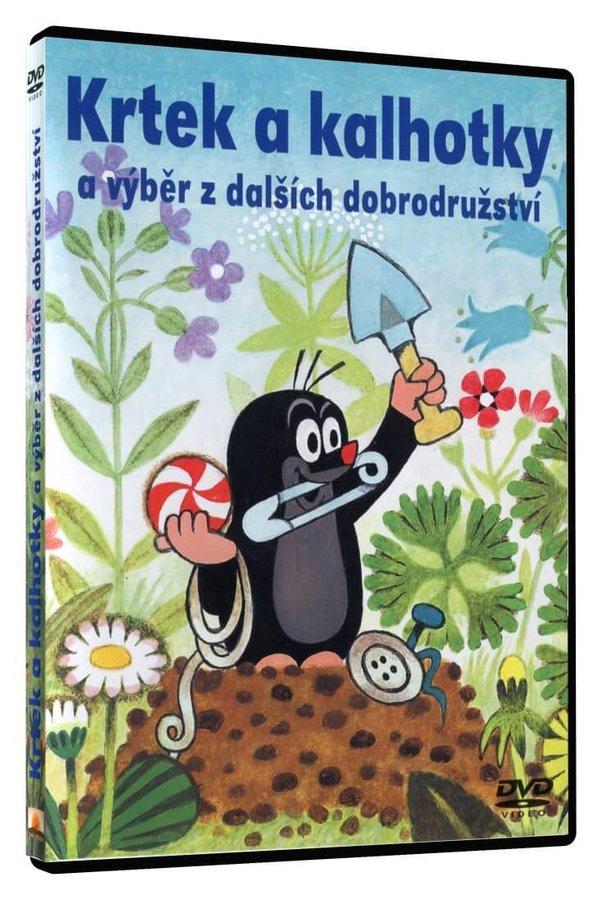 Krtek a kalhotky (DVD)