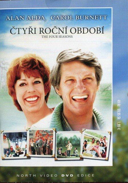 Čtyři roční období (DVD) (papírový obal)