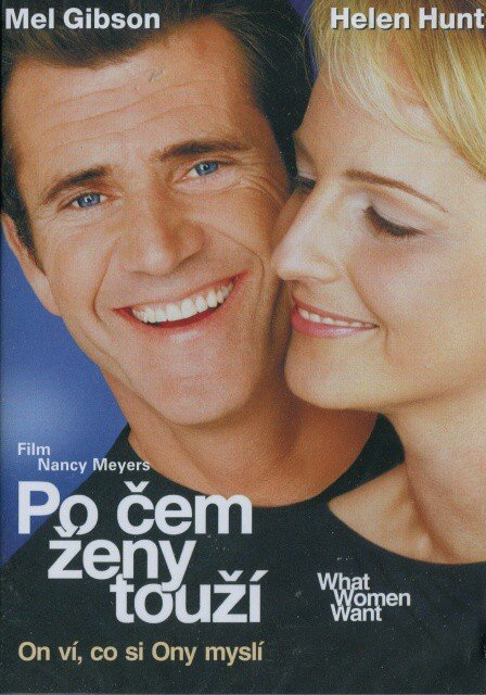 Po čem ženy touží (DVD)