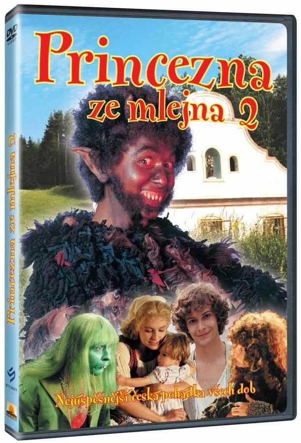 Princezna ze mlejna 2 (DVD)