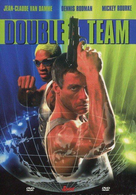Double Team (DVD) (papírový obal)
