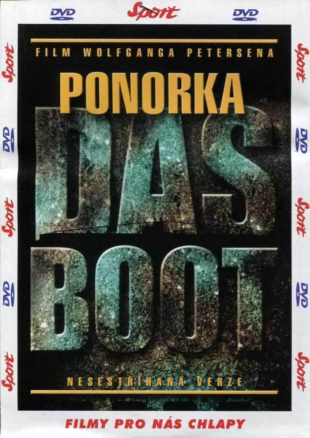 Ponorka - S.E. (prodloužená verze) - (DVD) (papírový obal)