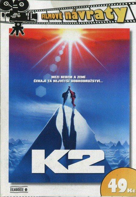 K2 (DVD) (papírový obal)