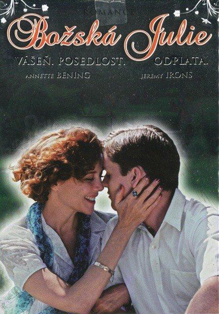Božská Julie (DVD) (papírový obal)