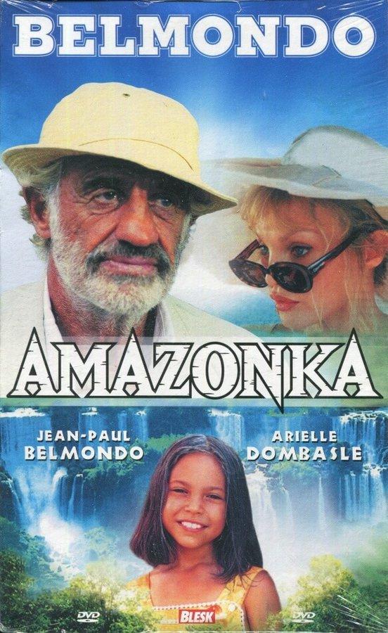 Amazonka (DVD) (papírový obal)