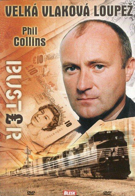 Buster - Velká vlaková loupež (DVD) (papírový obal)