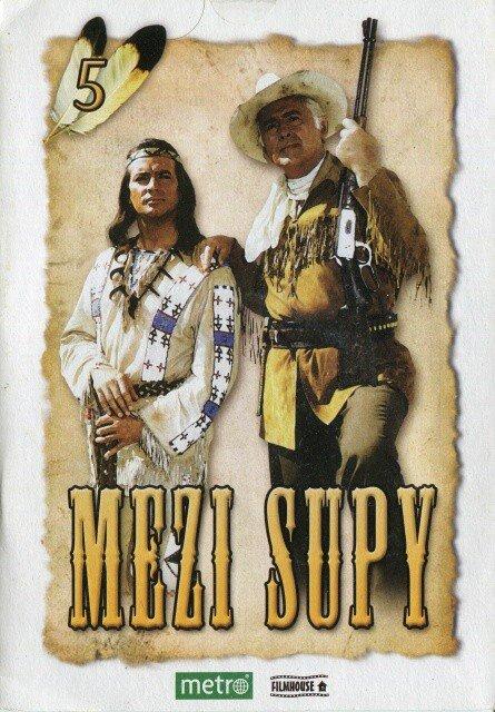 Mezi supy (DVD) (papírový obal)