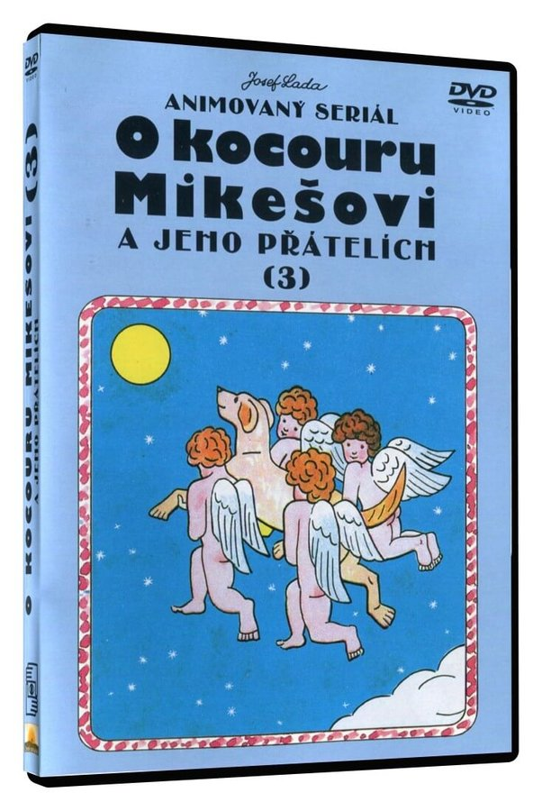 O kocouru Mikešovi 3 (DVD)