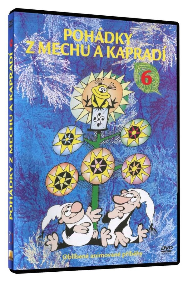 Pohádky z mechu a kapradí 6 (DVD)