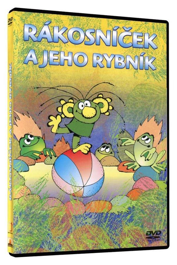 Rákosníček a jeho rybník (DVD)