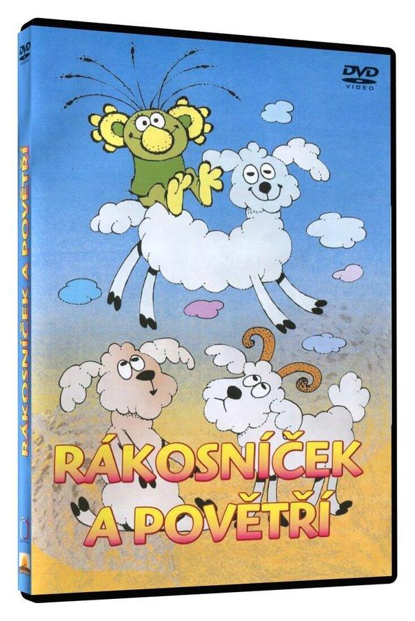 Rákosníček a povětří (DVD)