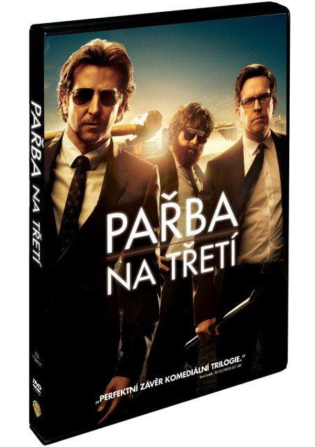 Pařba na třetí (DVD)